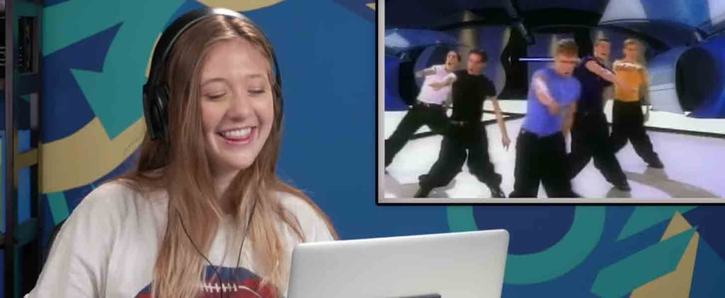 Teens React to *NSYNC Music Videos