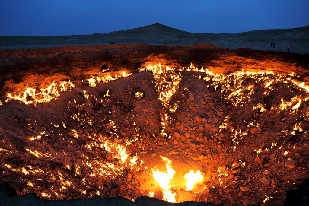Door to Hell, Turkmenistan
