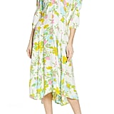 Faithfull the Brand Maud Floral Midi Dress