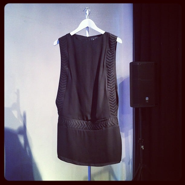 Might this be the perfect LBD? Elin Kling for Marciano solves all our fashion problems once more.