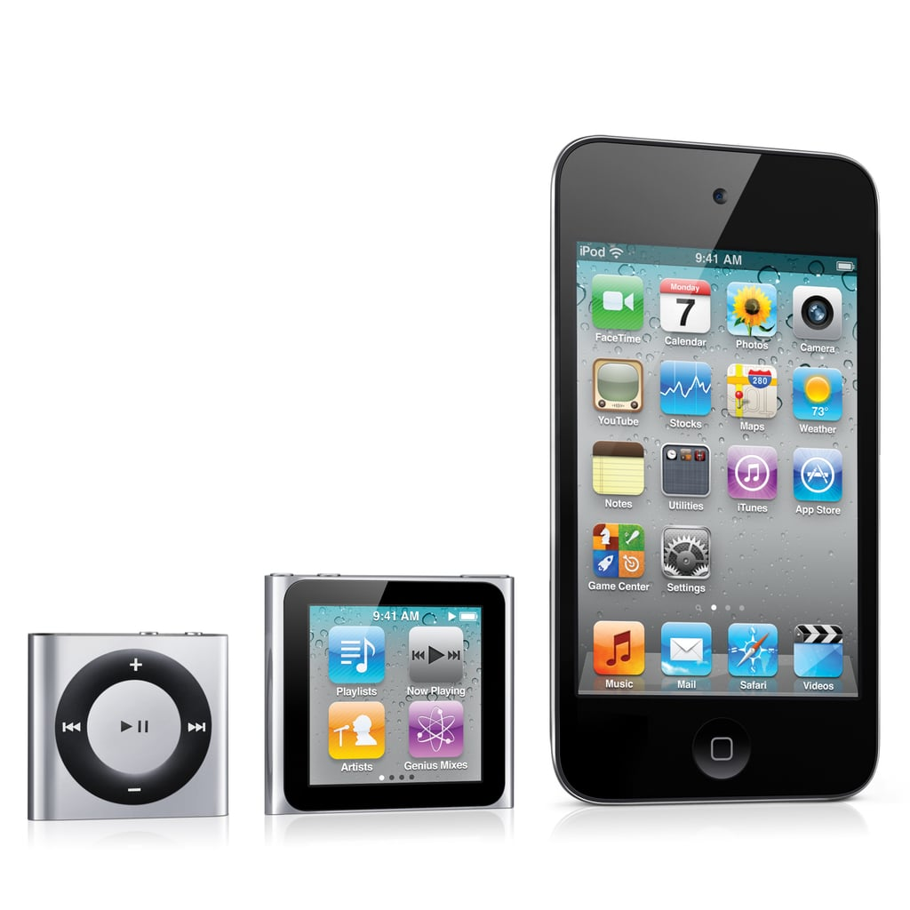 ipod touch ipod nano pictures and updates popsugar tech rh popsugar com Apple iPod Nano 7th Generation iPod Nano Recall