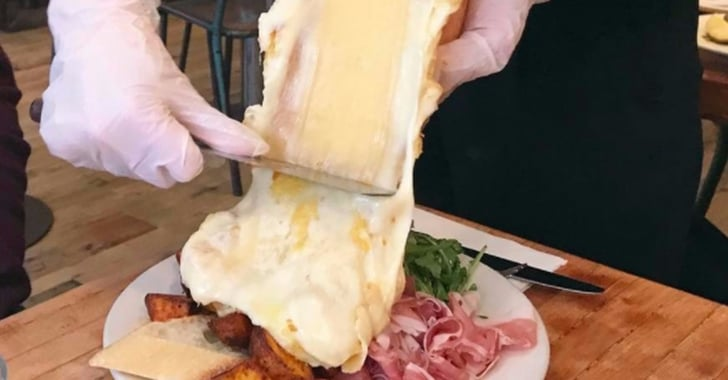 Cheese Raclette Nyc Restaurant