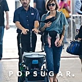 Maggie Gyllenhaal and Peter Sarsgaard had their second child, daughter Gloria Sarsgaard, in April.