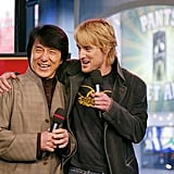 Owen Wilson joked around with Jackie Chan on a 2003 episode of TRL.