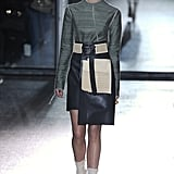 And We Were Digging Her Acne Studios Skirt