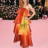 Sofia Sanchez de Betak Wearing Mango at the 2019 Met Gala