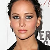 Jennifer Lawrence posed at the Silver Linings Playbook LA premiere.