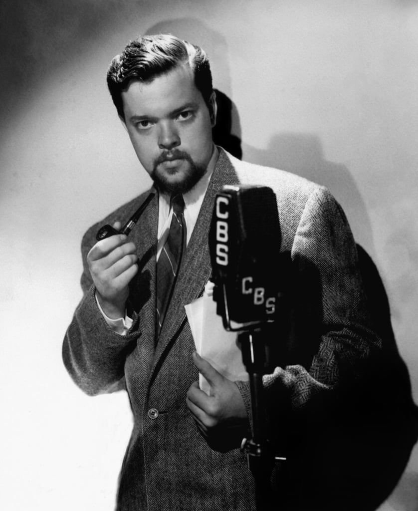 Orson Welles in Real Life (1915-1985)