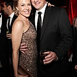 Julie Benz and Nathan Fillion