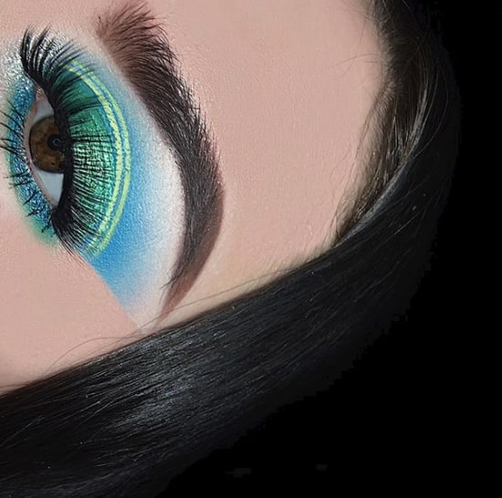 Teen Creates Eye Makeup Inspired by Disney and Nickelodeon