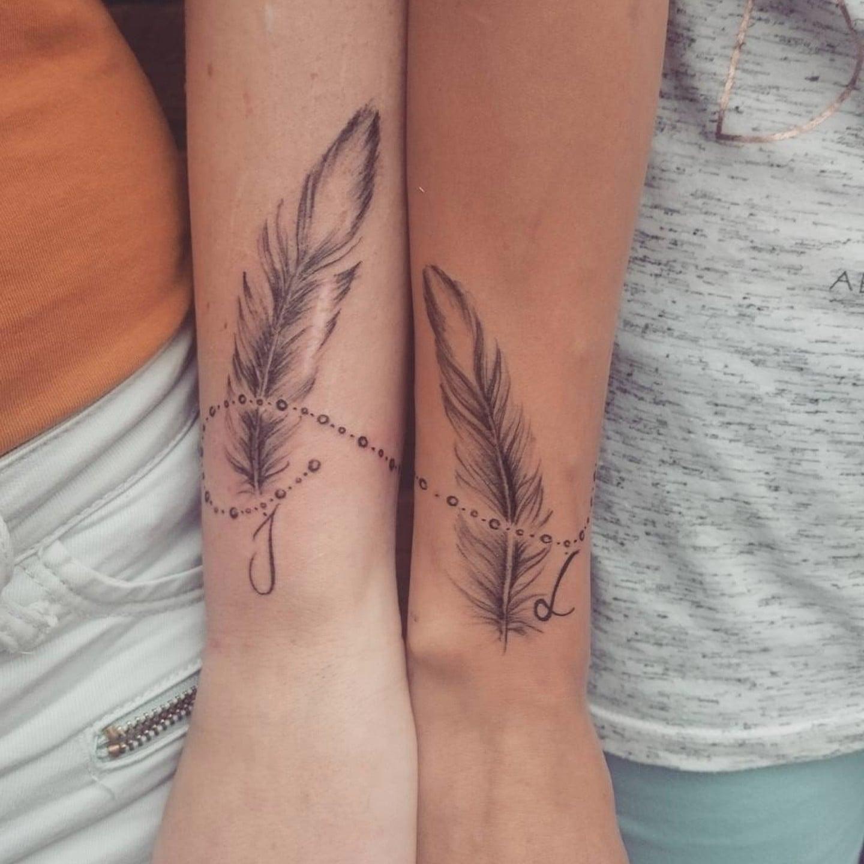 feather tattoo ideas popsugar beauty australia