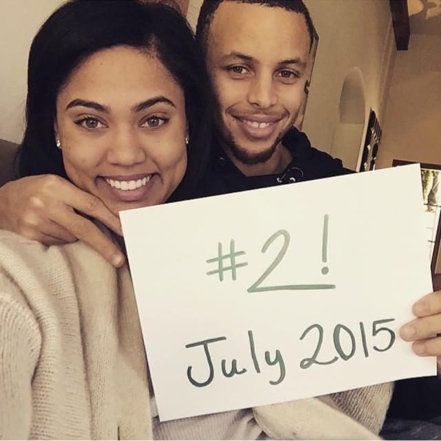 cute pictures of stephen curry and his wife ayesha popsugar celebrity - Stephen Curry Wedding Ring