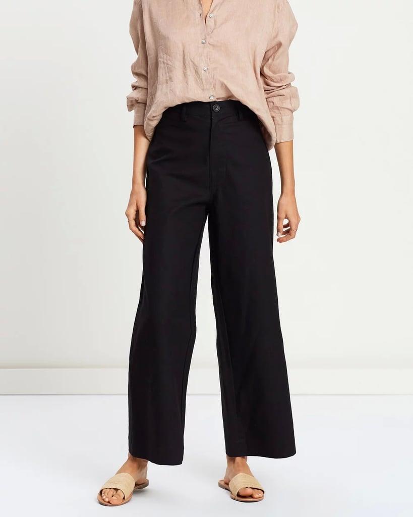 Assembly Label Vela Wide Leg Pants