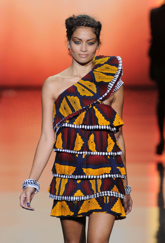 2011 Spring New York Fashion Week: L.A.M.B.