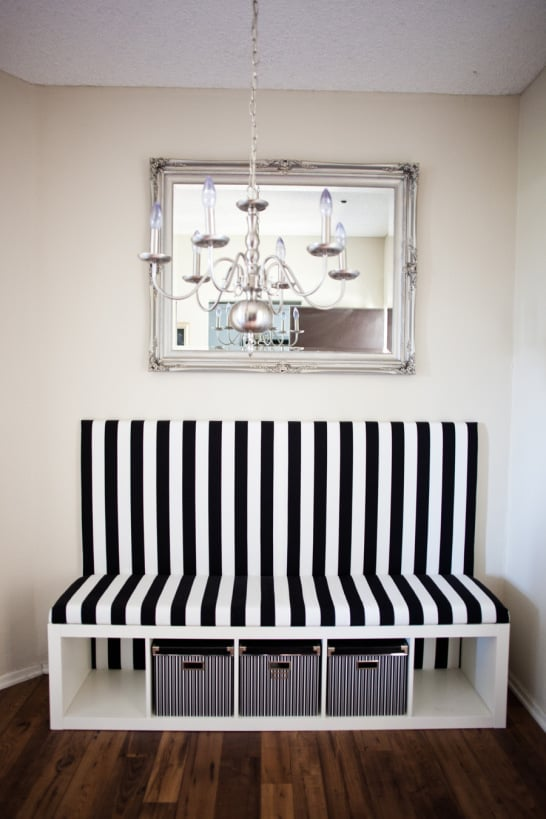 Upholstered Booth