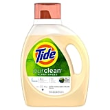 Tide PurClean Plant-Based Unscented Liquid Laundry Detergent
