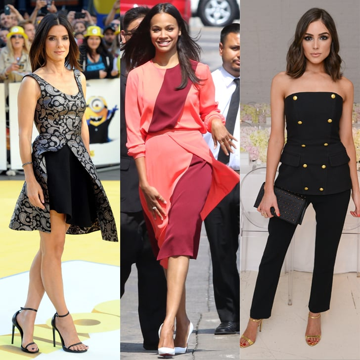 Last Week's Best Dressed Know How to Power Pose