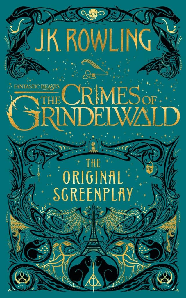 Fantastic Beasts Crimes of Grindelwald Script Easter Eggs