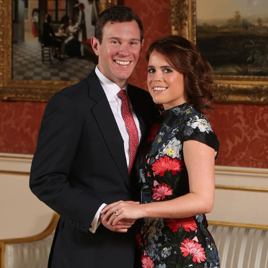 Princess Eugenie Throwback Engagement Photo January 2019