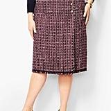 Talbots Tweed Pencil Skirt