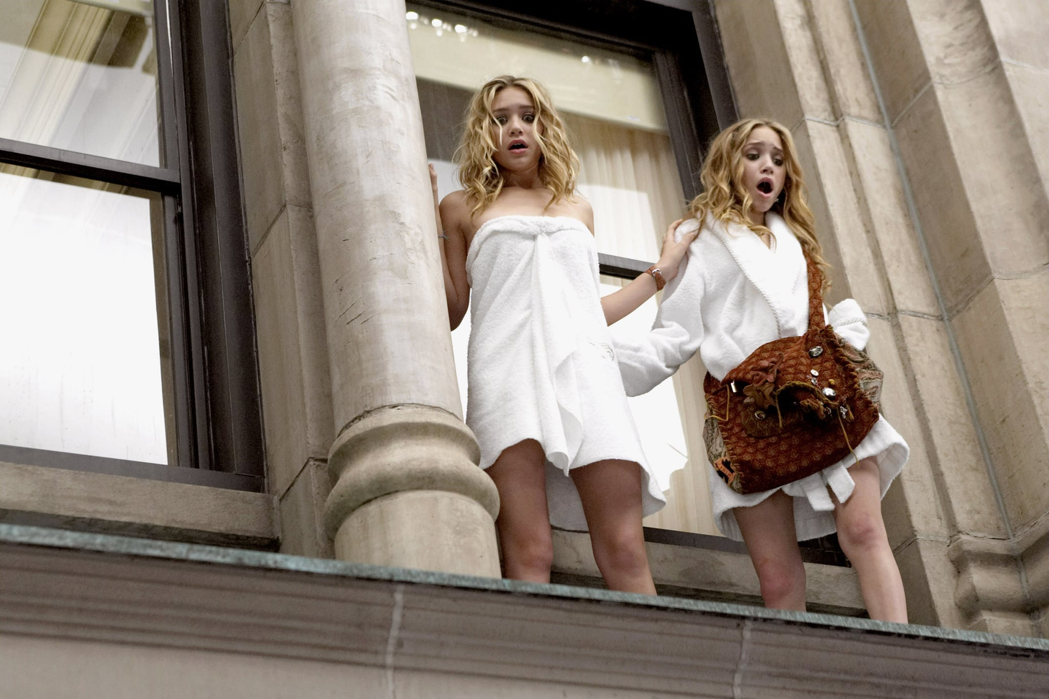 NEW YORK MINUTE, Ashley Olsen, Mary-Kate Olsen, 2004, (c) Warner Brothers/courtesy Everett Collection