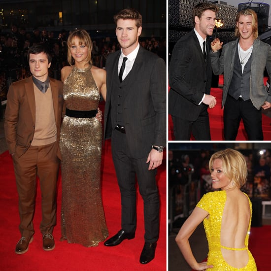 The Hunger Games London Premiere Pictures