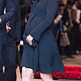 Kate Middleton Wearing Rupert Sanderson Heels
