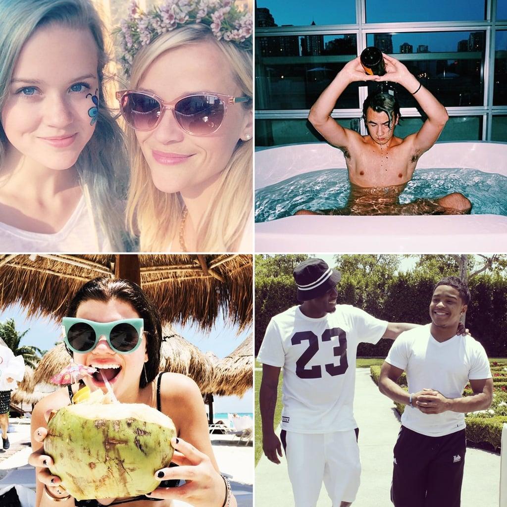 Celebrity Kids on Instagram