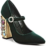 Privileged Esmer Velvet Pumps