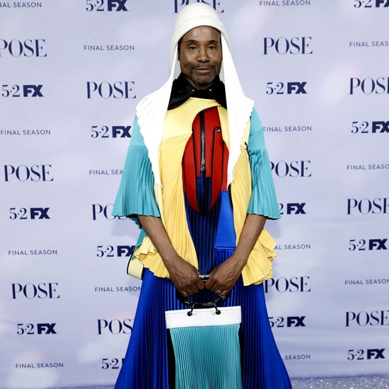 Billy Porter Wears Robert Wun to the Pose Premiere in NYC