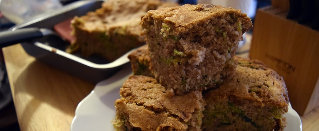 Joanna Gaines's Courgette Bread Recipe