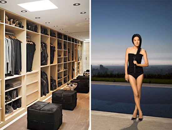 Inside Vera Wang S Minimalist La Home Shot By Douglas