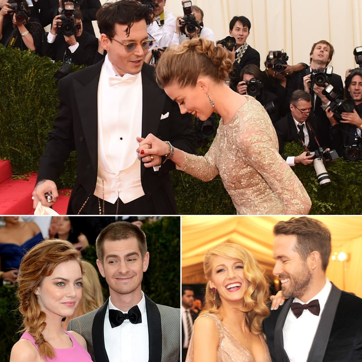 Hollywood's Hottest Couples Ignite the Met Gala Red Carpet