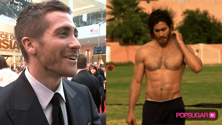 Video of Jake Gyllenhaal at the Prince of Persia Premiere ...