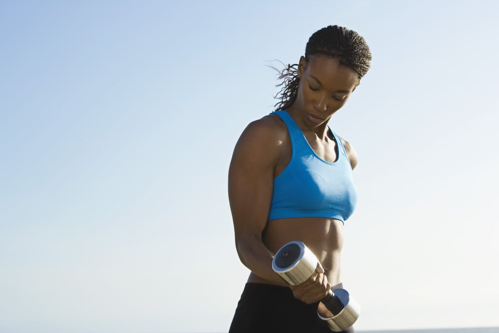 How to Breathe During Bicep Curls