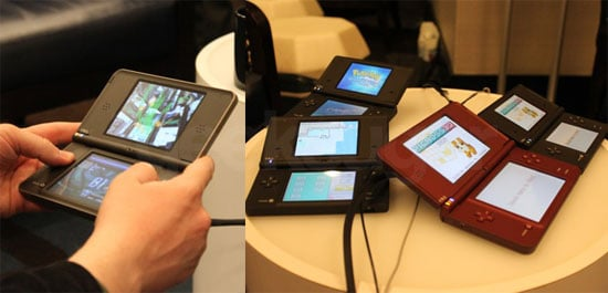 Photos of the Nintendo DSi XL