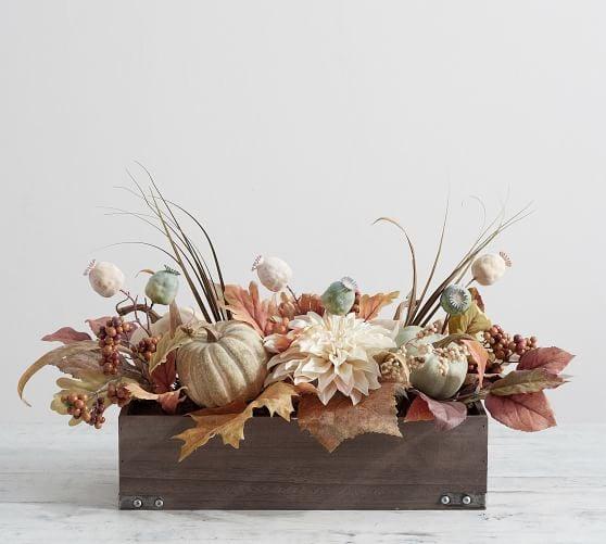 Pumpkin Centerpiece