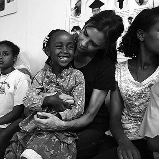 Pictures of Victoria Beckham's Trip to Ethiopia