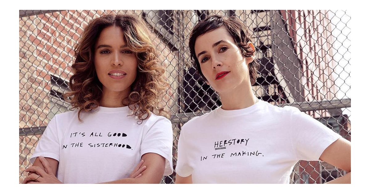 Karla Welch and Cleo Wade Teamed Up For a Collection That's All About Women Supporting Women