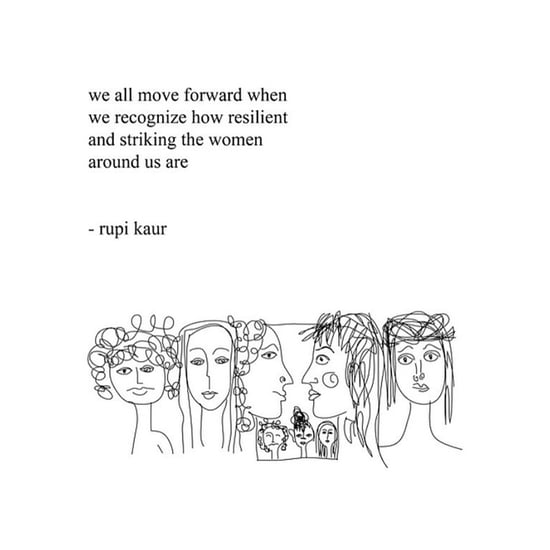 Rupi Kaur Inspiring Quotes