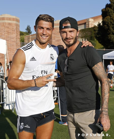 David-Beckham-posed-Cristiano-Ronaldo-after-Real-Madrid