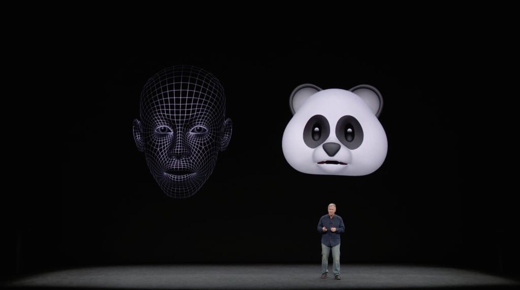 The best part, though, is the Animoji.