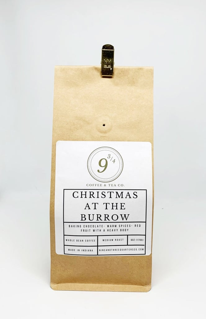 Harry Potter Christmas at the Burrow Coffee Blend
