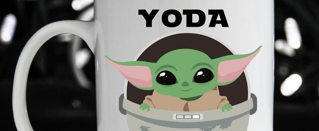 Baby Yoda Stocking Stuffers