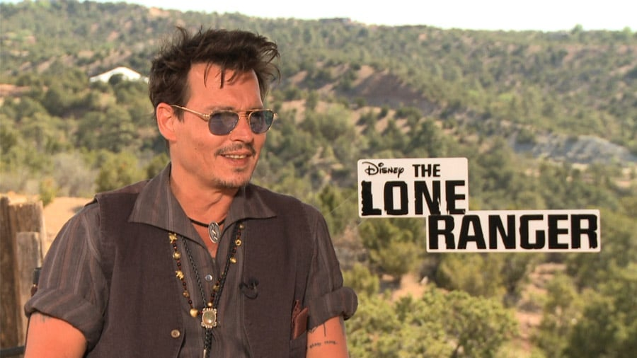 "Johnny Depp Explains How Becoming a Dad Gave Him a ""License to Just Kind of Go Nuts"""