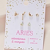 Zodiac Post Earring Set