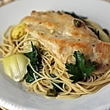 Chicken With Artichokes and Capers