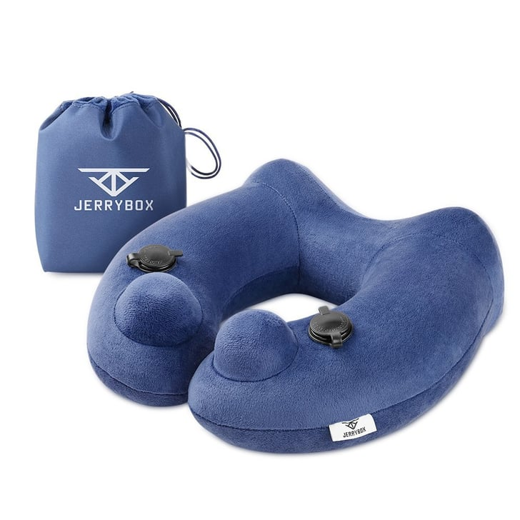 Jerrybox Travel Pillow Best Travel Products On Amazon