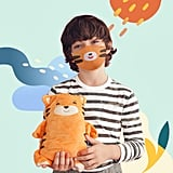 Cubcoats Face Masks For Kids — Tiger
