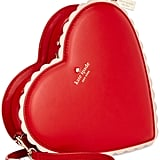Kate Spade Yours Truly Chocolate Heart Mini Bag